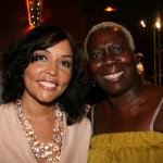 ABFF Honors - Lucinda Martinez-Decir and Olivia Smashum