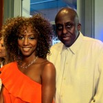 ABFF Honors - Princess and Bill Duke