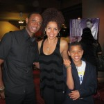 ABFF Honors - Rorie Burton, Mari Marrow and her son