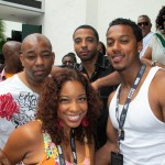 Dysfunctional Friends Premiere - Dennis Smith, Christian Keyes, Reagan Gomez, Wesley Jonathan
