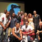 Dysfunctional Friends Premiere - Dysfunctional Friends cast at ABFF copy