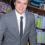 Josh Hutcherson Barnes and Noble NYC