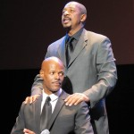 Keenen Ivory Wayans and Robert Townsend