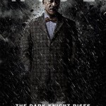 Morgan Freeman Dark Knight Rises poster