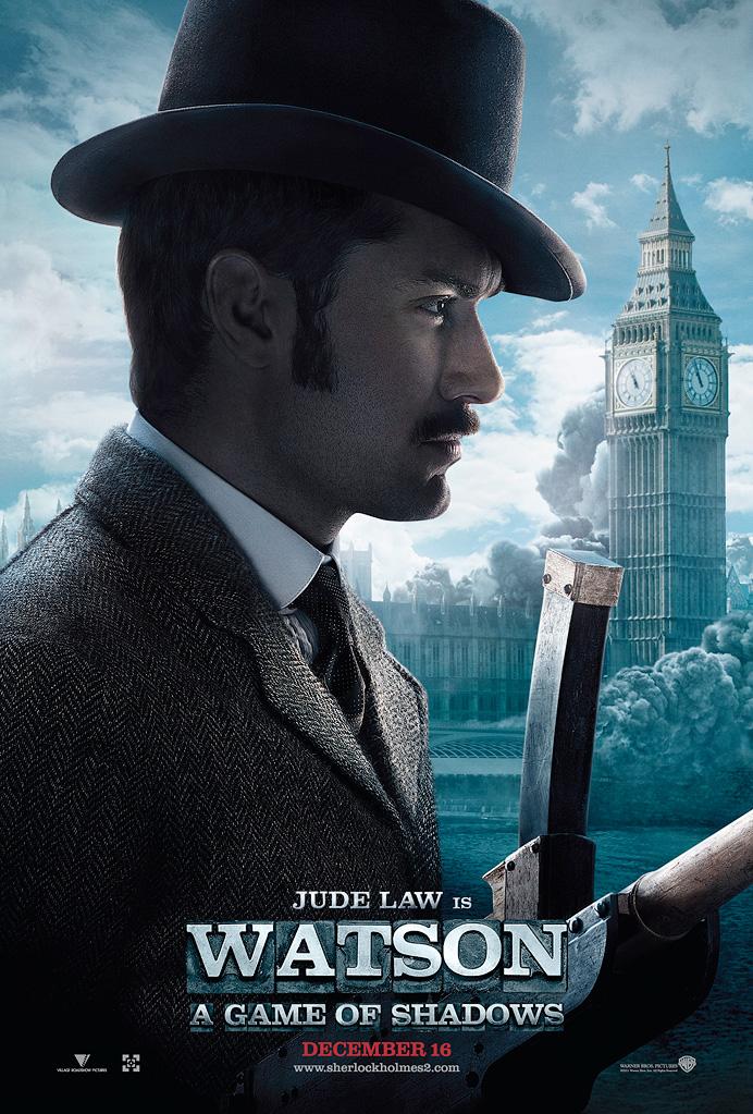 Sherlock Holmes A Game of Shadows banner 6 blackfilmcom