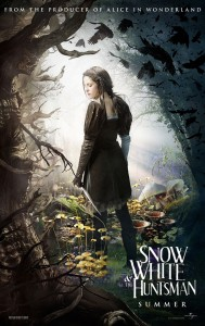 Snow White and the Huntsman poster 4