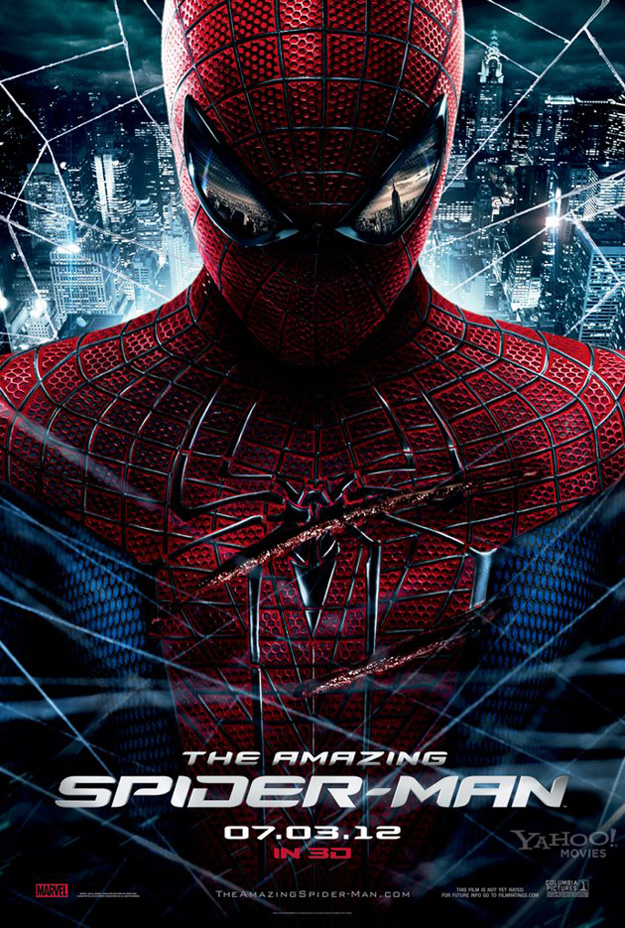 The Amazing Spider Man Poster 2