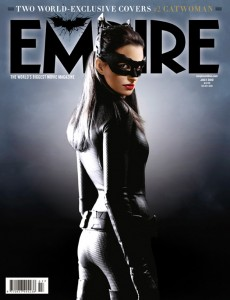 The Dark Knight Rises Empire Cover 2