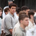 Liam Hemsworth stars as &#039;Gale Hawthorne&#039; in THE HUNGER GAMES.