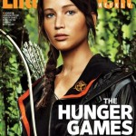The Hunger Games - EW cover