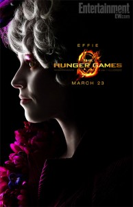 The Hunger Games character poster 2