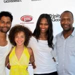 Trinity Goodheart premiere - Eric Benet, Erica Gluck, Nicole Friday, Jeff Friday