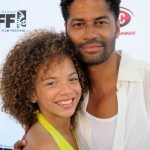 Trinity Goodheart premiere - Erica Gluck and Eric Benet copy