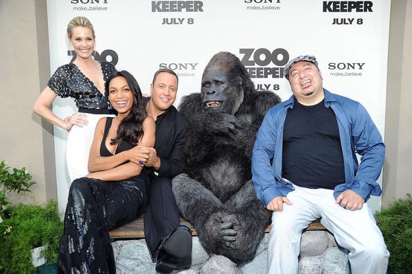 Zookeeper castZookeeper Cast