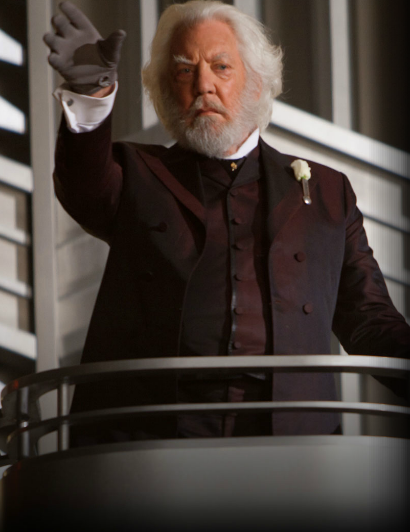 President Snow Hunger Games Quotes. QuotesGram