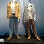 MOS - Pa and Ma Kent costume display