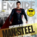 Man of Steel Empire June issue cover