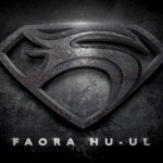 Man of Steel - Faora logo