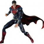 Man of Steel Play Arts Kai 2