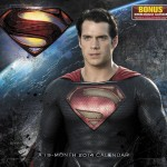 Man of Steel calendar 1