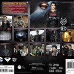 Man of Steel calendar 2