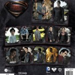 Man of Steel calendar 5