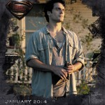 Man of Steel calendar 6