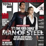 Man of Steel total film cover 1