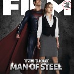 Man of Steel total film cover 2