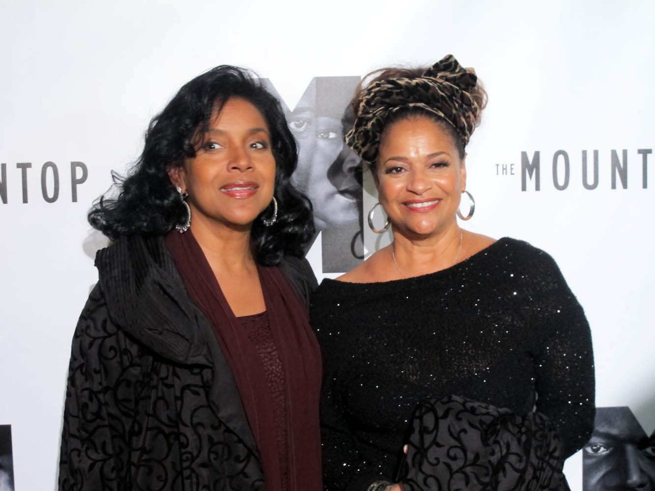 Debbie Allen related to phylicia rashad