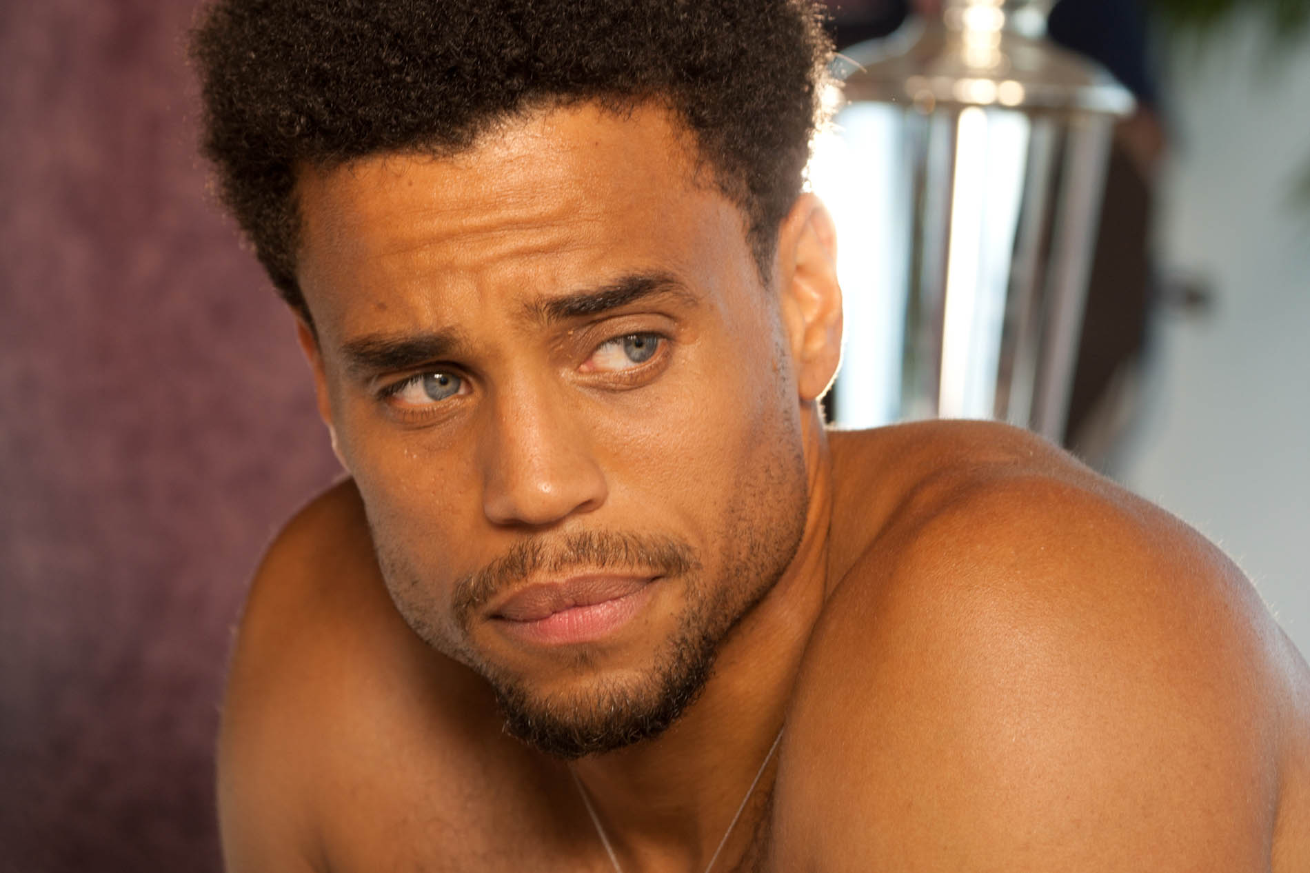 Dominic (Michael Ealy) in Screen Gems' comedy THINK LIKE A MAN.