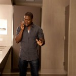 Cedric (Kevin Hart) in Screen Gems' comedy THINK LIKE A MAN.