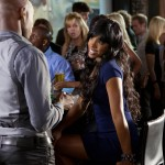 Brenda (Kelly Rowland) in Screen Gems' comedy THINK LIKE A MAN.