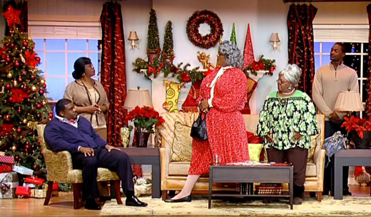 Tyler Perry's A Madea Christmas DVD Giveaway - blackfilm.com/read ...