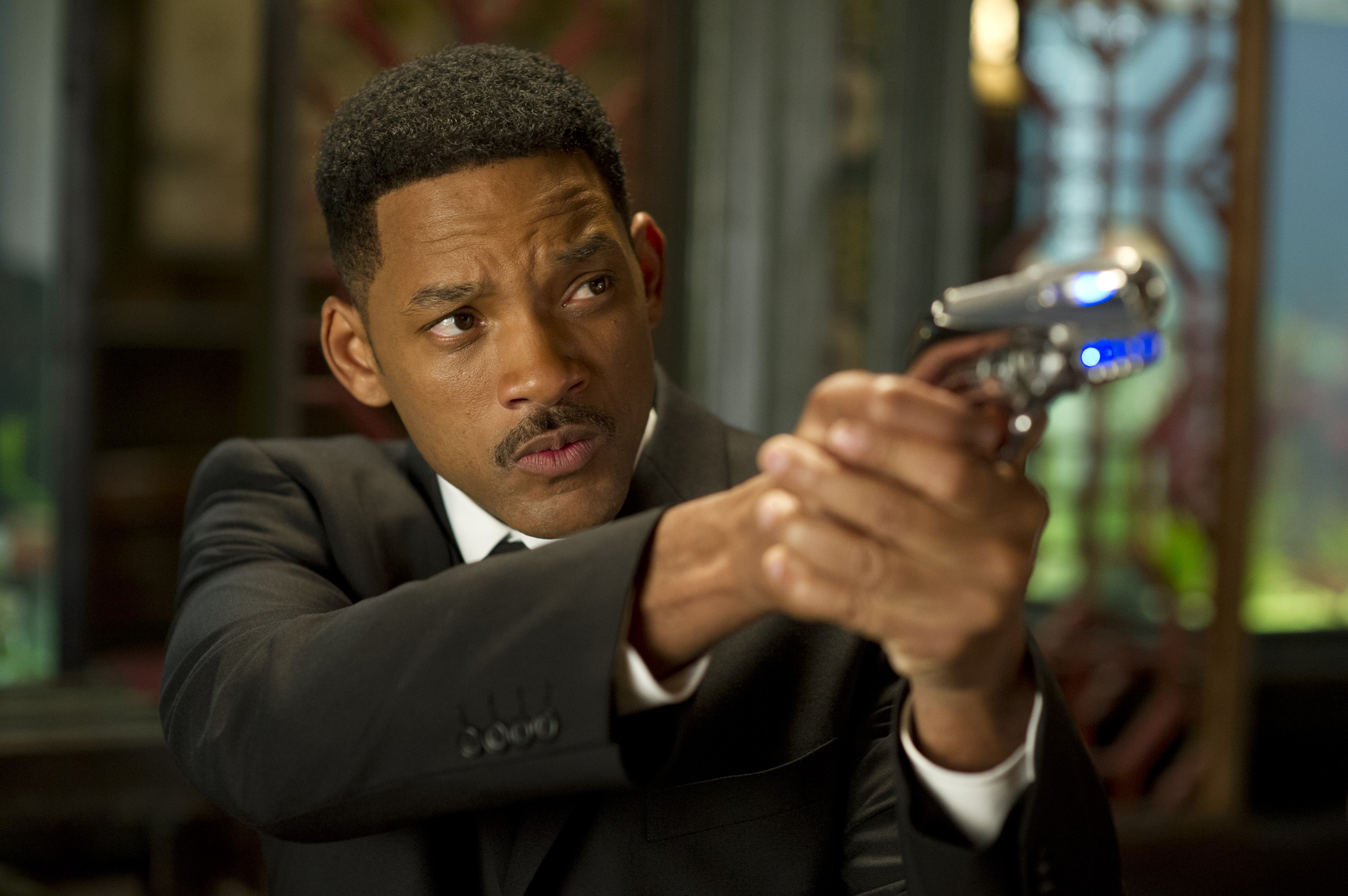 Will Smith: Will Smith Stars In Columbia Pictures' MEN IN BLACK 3