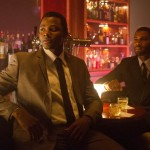Stix (Derek Luke) and Levi (Omari Hardwick) in TriStar Pictures&#039; SPARKLE.