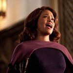 Emma (Whitney Houston, Exec. Producer) singing in TriStar Pictures' SPARKLE.