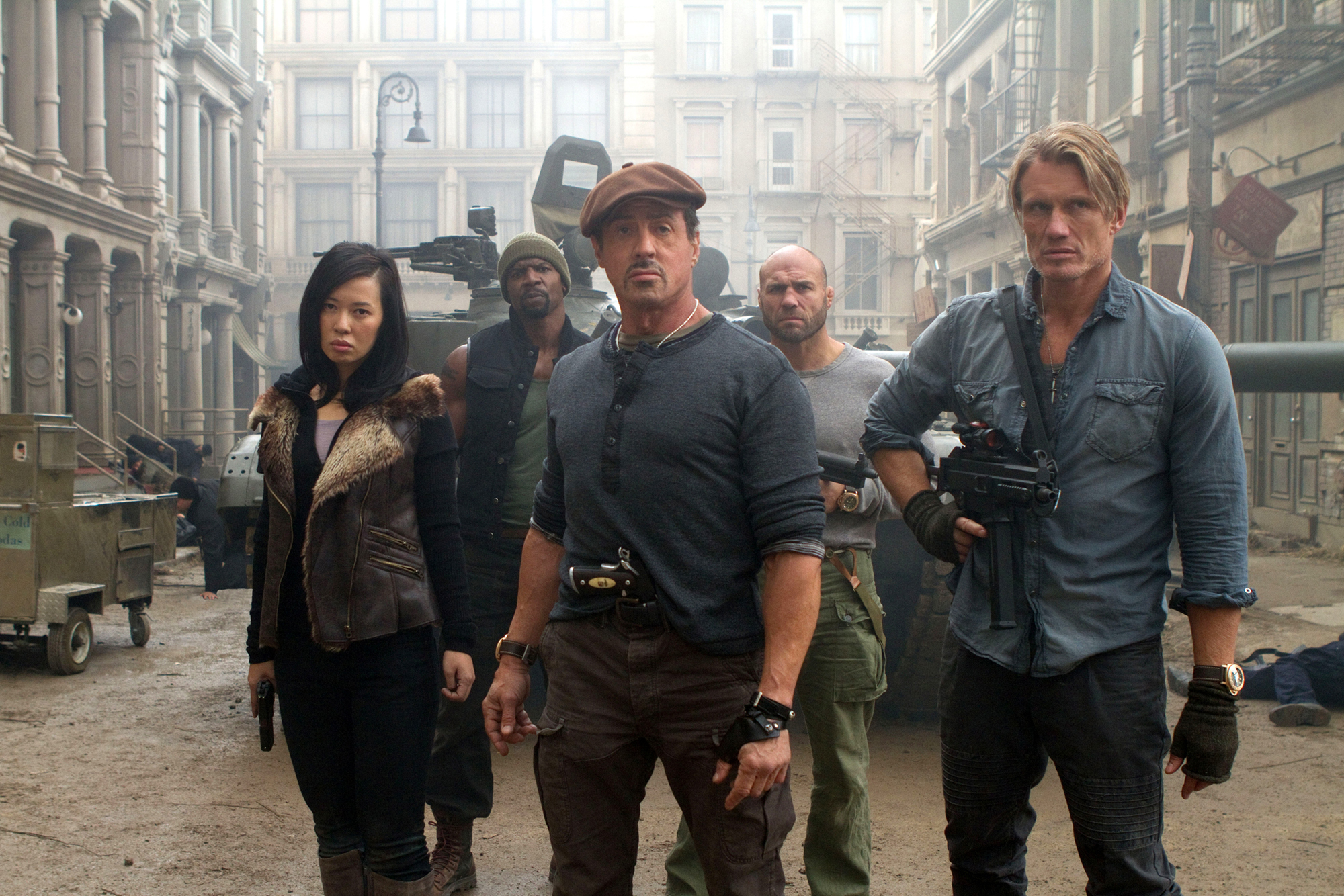 the expendables 2 cast - photo #7