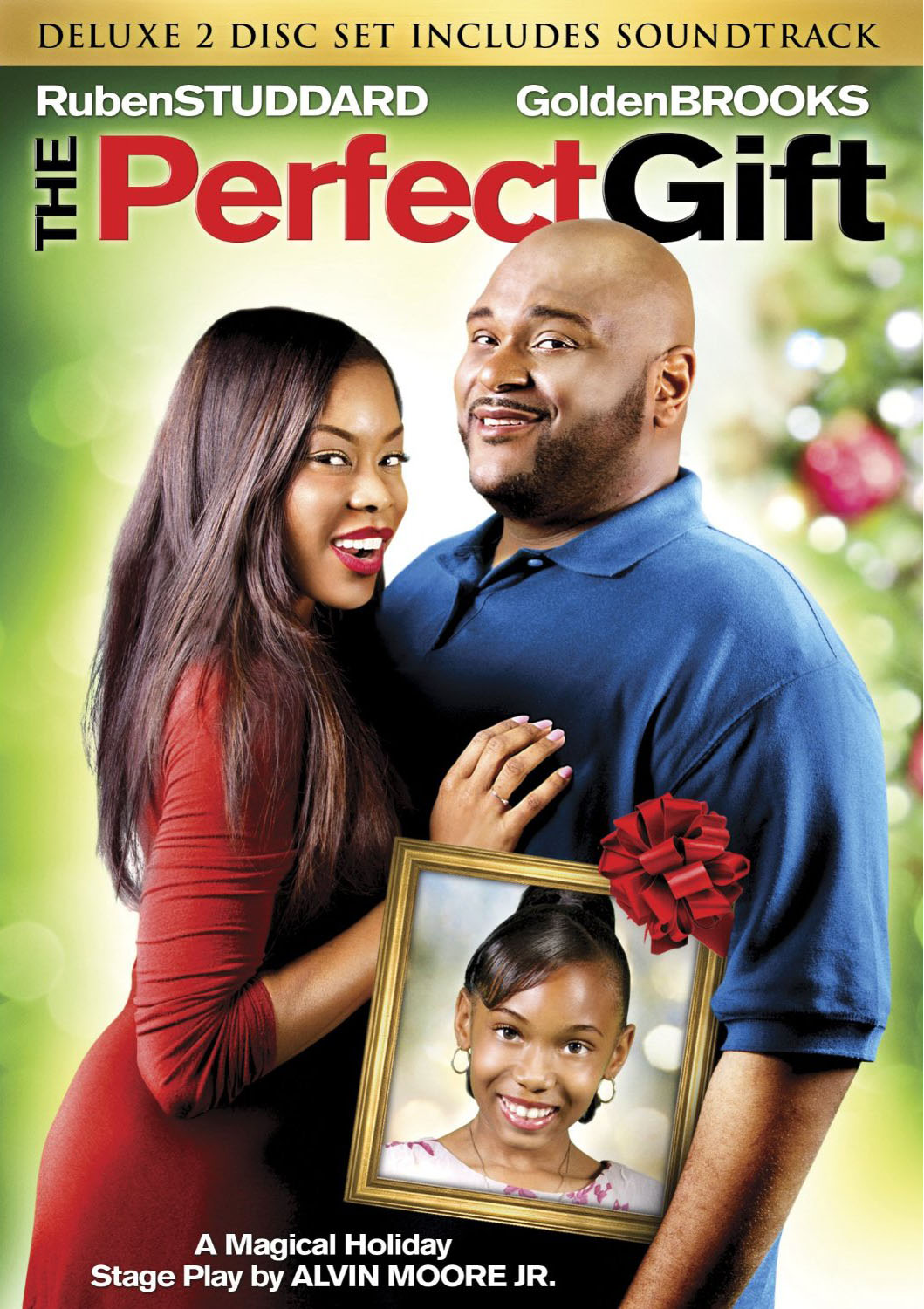 The Perfect Gift on DVD - Blackfilm - Black Movies, Television, and Theatre News