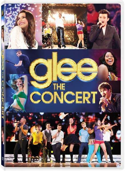 Glee Concert Movie Dvd Pin Packs Giveaway Contest