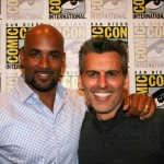 Boris Kodjoe and Oded Fehr