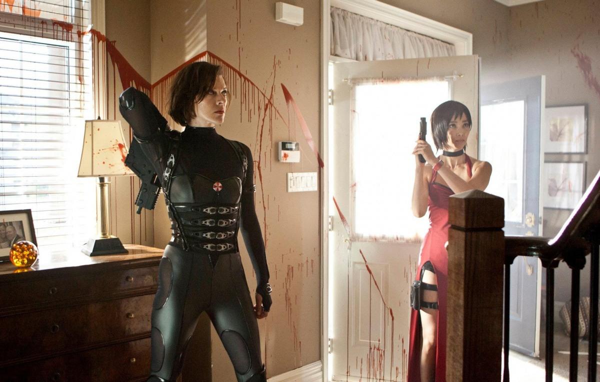 Resident Evil: Retribution Kkiste
