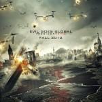 Resident Evil Retribution teaser poster