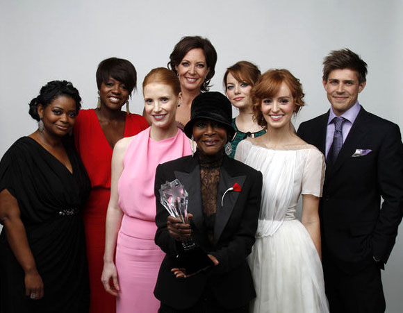 Viola Davis, Octavia Spencer Win Critics Choice Movie ...