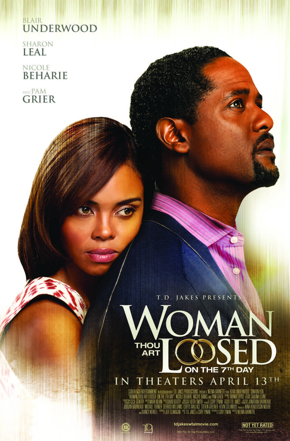 TD Jakes' 'Woman Thou Art Loosed!: On The 7th Day' Movie