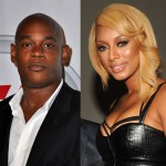 Bokeem Woodbine and Keri Hilson