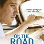 On The Road poster - Garret Hedlund
