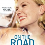 On The Road poster - Kirsten Dunst
