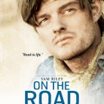 On The Road poster - Sam Riley
