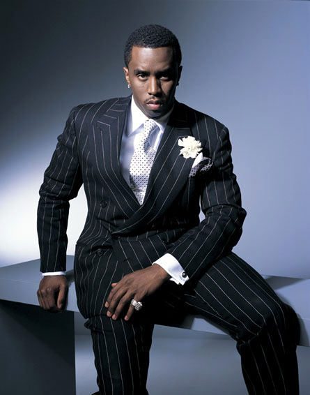 sean combs clothing